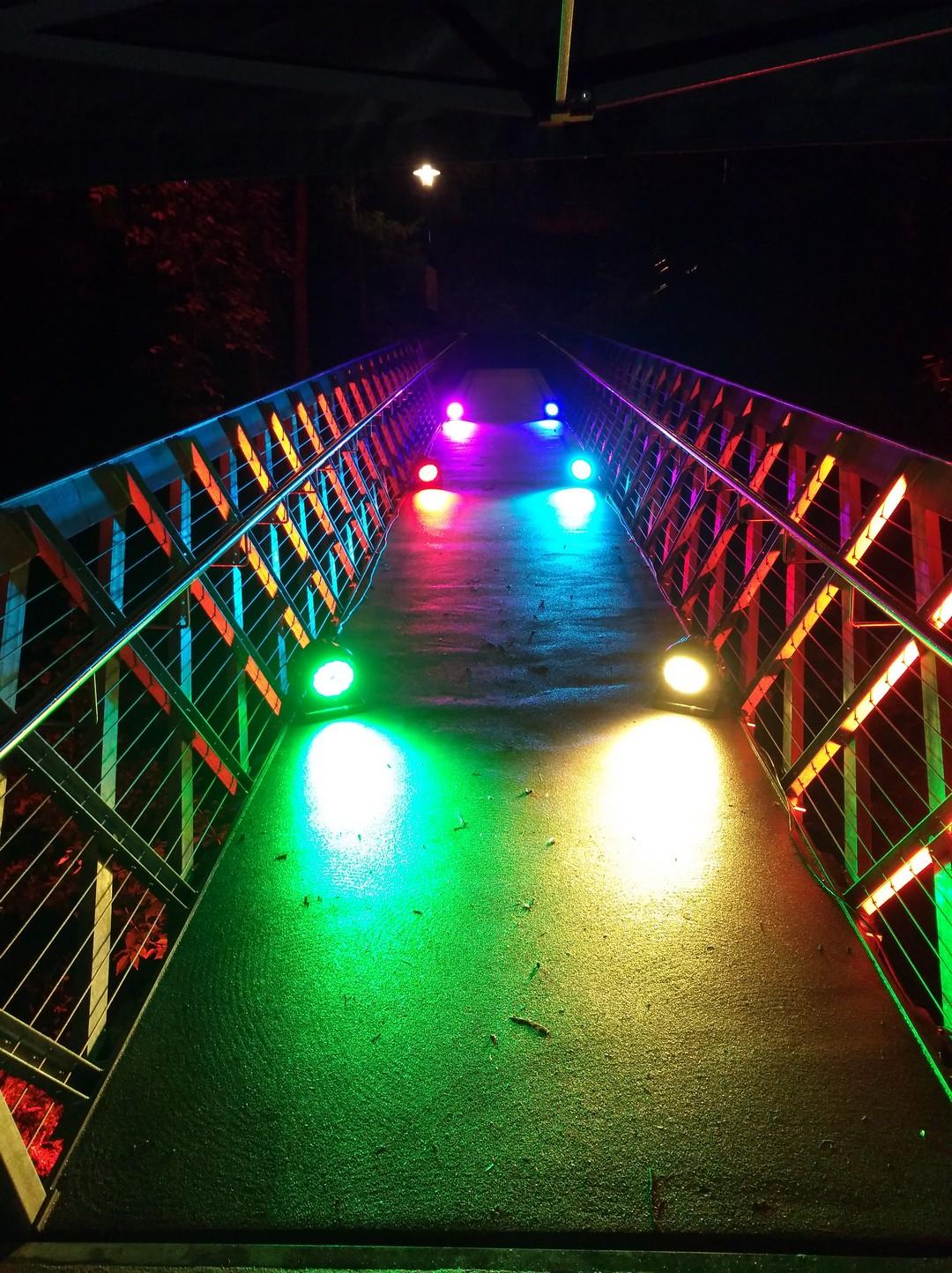 Brücke über die Volme